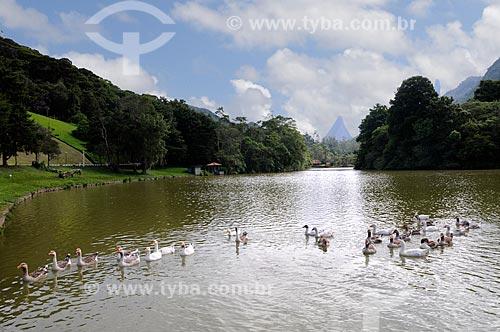 Assunto: Granja Comary, centro de treinamentos da CBF - Lago Comary  / Local:  Teresópolis - Rio de Janeiro (RJ)  / Data: 2009