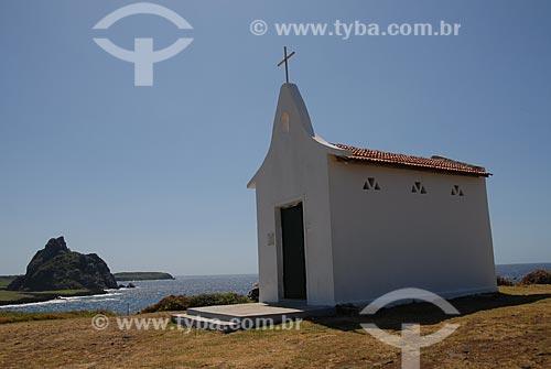 Assunto: Capela de São Pedro dos Pescadores  / Local:  Arquipélago de Fernando de Noronha - Pernambuco (PE)  / Data: 2009