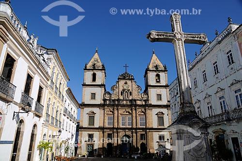 Assunto: Igreja de São Francisco - Pelourinho  / Local:  Salvador - Bahia (BA)  / Data: 2009