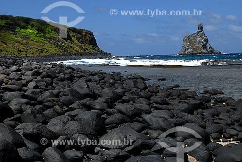 Assunto: Praia da Atalaia e Morro do Frade  / Local:  Arquipélago de Fernando de Noronha - Pernambuco (PE)  / Data: 2009