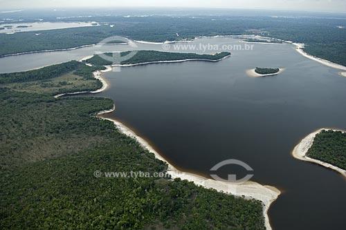 Assunto: Rio Urubu, afluente do rio Amazonas  / Local:  Rio Preto da Eva - Amazonas (AM) - Brasil  / Data: 11/2007