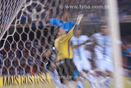 Assunto: Grêmio x Cruzeiro no Estádio Governador Magalhães Pinto (Mineirão) / Local: Belo Horizonte - Minas Gerais (MG) - Brasil / Data: 14/11/2009