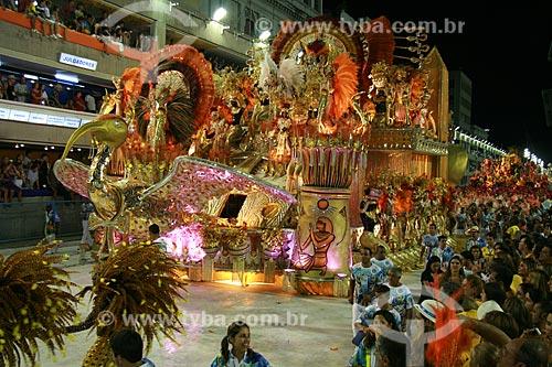 Assunto: Desfile das Campeãs do Rio de Janeiro no Carnaval 2010 - Beija-Flor  / Local:  Rio de Janeiro - RJ - Brasil  / Data: 20/02/2010