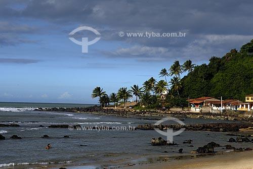Assunto: Vista da praia de Baía Formosa  / Local:  Rio Grande do Norte (RN) - Brasil  / Data: 06/2009