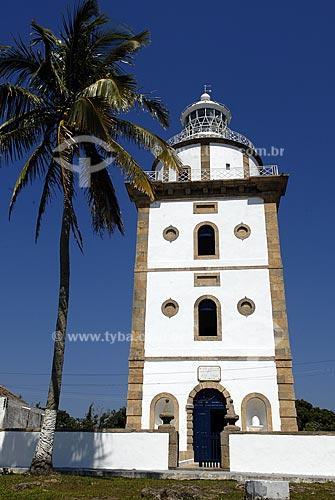 Assunto: Farol da Ilha Rasa  / Local:  Rio de Janeiro - RJ - Brasil  / Data: 09/2009