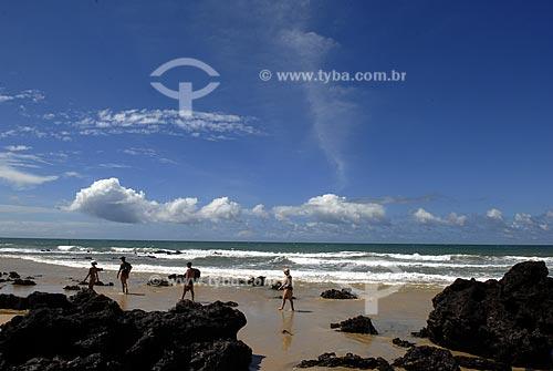 Assunto: Vista da Praia do Amor  / Local:  Tibau do Sul - Rio Grande do Norte (RN) - Brasil  / Data: 06/2009