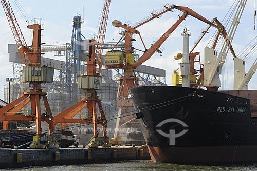 Assunto: Porto de Recife / Local: Recife - Pernambuco (PE) - Brasil / Data: 10/2009