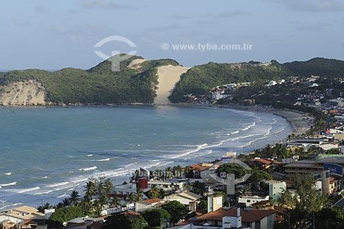 Assunto: Praia de Ponta Negra / Local: Natal - Rio Grande do Norte (RN) - Brasil / Data: 10/2009