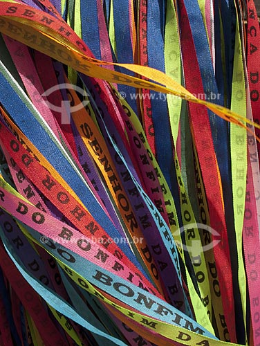Assunto: Lembrança do Nosso Senhor do Bonfim  / Local:  Salvador - Bahia (BA) - Brasil  / Data: 07/2009