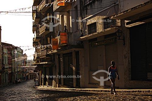 Assunto: Rua do Tabuão, no Pelourinho / Local: Salvador - Bahia (BA) - Brasil / Data: 25/01/2010