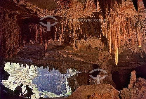 Assunto: Parque Nacional Cavernas do Peruaçú - Cerrado  / Local:  Vale do Peruaçú - Minas Gerais - MG - Brasil  / Data: 1993