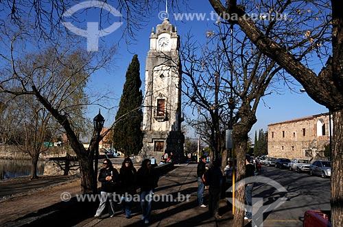 Assunto: Relógio público de Alta Grácia  / Local:  Alta Grácia - Província de Córdoba - Argentina  / Data: 08/2008