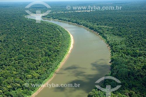 Assunto: Rios Amazônicos a leste de Nova Olinda do Norte  / Local:  Amazonas (AM) - Brasil  / Data: 11/2007