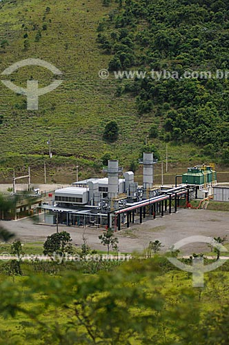 Assunto: Usina Termelétrica  / Local:  Juiz de Fora - MG - Brasil  / Data: 15/01/2008