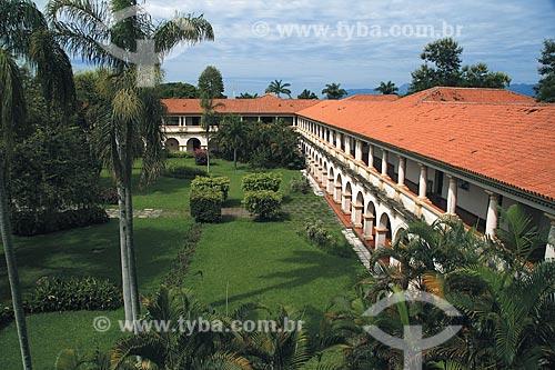 Assunto: Universidade Federal Rural do Rio de Janeiro (UFRRJ)  / Local:  Seropédica - RJ - Brasil  / Data: Novembro de 2009