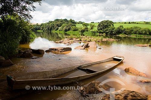 Assunto: Prainha Área de Lazer no Rio Chapecozinho / Local: Ouro Verde - Santa Catarina - Brasil / Data: 02/2010