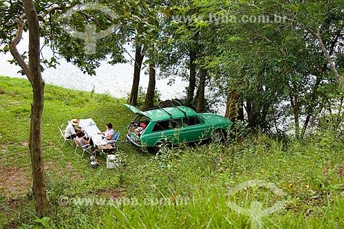 Assunto: Área de lazer na tríplice fronteira entre Santa Catarina, Rio Grande do Sul e Argentina / Local: Itapiranga - Santa Catarina - Brasil / Data: 02/2010