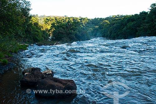 Assunto: Corredeiras no Rio Chapecozinho / Local: Xanxerê - Santa Catarina - Brasil / Data: 02/2010