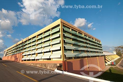 Assunto: Vista geral da Natex, fábrica de preservativos  / Local: Xapuri - Acre (AC) - Brasil / Data: 15/10/2009
