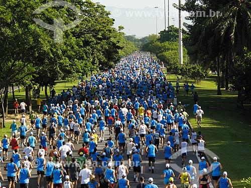 Assunto: Corrida de São Sebastião no Aterro do Flamengo / Local: Flamengo - Rio de Janeiro - RJ - Brasil / Data: 2010