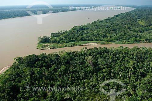 Assunto: Furo do Igapó-açu ao rio Madeira  / Local:  Município de Borba - Amazonas (AM) - Brasil  / Data: 11/2007