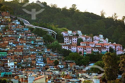 Assunto: Morro da Mangueira  / Local:  Rio de Janeiro - RJ - Brasil  / Data: 06/2010