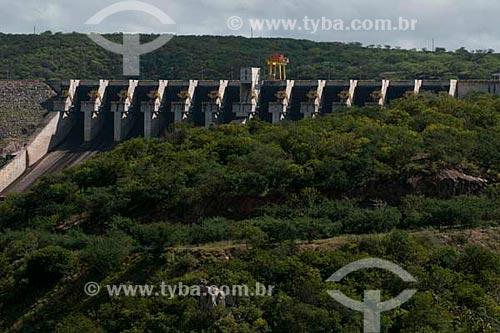 Assunto: Usina Hidrelétrica de Xingó no rio São Francisco - CHESF: Companhia Hidrelétrica do São Francisco.  / Local:  Xingó - Alto Sertão de Sergipe (SE) - Brasil  / Data: 07/2010