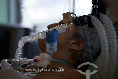 Assunto: Hospital da Lagoa, UTI unidade de tratamento intensivo  / Local:  Lagoa - Rio de Janeiro (RJ)  / Data: 08/2010