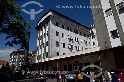 Assunto: Fachada do Hospital de Bonsucesso  / Local:  Bonsucesso - Rio de Janeiro - RJ  / Data: 08/2010