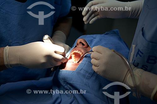 Assunto: Hospital de Bonsucesso, odontologia   / Local:  Bonsucesso, Rio de Janeiro  / Data: 08/2010