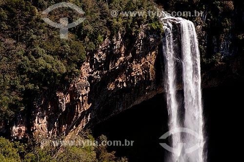 Assunto: Cachoeira do Caracol  / Local:   Parque do Caracol - Canela - Rio Grande do Sul  / Data:  09/2010