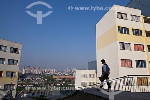Assunto:  Condominio Lealdade (Conjunto Habitacional) Rua Lealdade nº 800  / Local:  Bairro Nova Jaguaré - São Paulo - SP  / Data: 06/10/2010