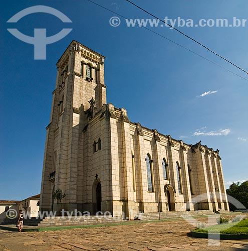Assunto: Santuário do Bom Jesus do Matozinhos, em Conceição do Mato Dentro  / Local:  Conceição do Mato Dentro - Minas Gerais - MG  / Data: 12/ 2009