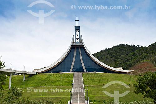 Assunto: Santuário de Madre Paulina / Local: Nova Trento - Santa Catarina (SC) - Brasil / Data: 22/10/2007