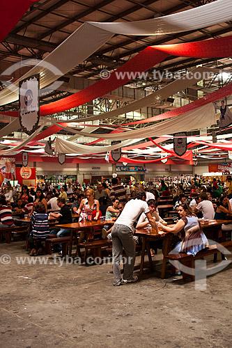 Assunto: Oktoberfest no Pavilhão 2 do Parque Vila Germânica / Local: Blumenau - Santa Catarina (SC) - Brasil / Data: 24/10/2010