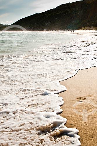 Assunto: Praia da Galheta / Local: Florianópolis - Santa Catarina (SC) - Brasil / Data: 28/11/2010