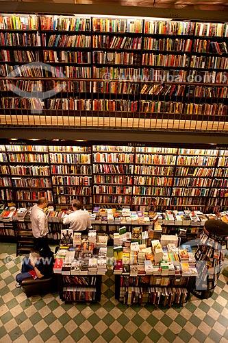 Assunto: Livraria da Travessa de Ipanema  / Local:  Rua Visconde de Pirajá 44, Ipanema, Rio de Janeiro  / Data: 08/2010