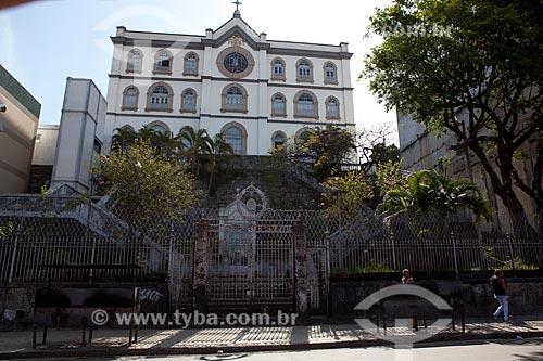 Assunto: Convento de Nossa Senhora da Ajuda  / Local:  Vila Isabel - Rio de Janeiro - RJ  / Data: 11/2010
