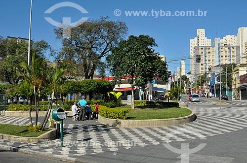 Assunto: Bairro do Cambuçi - Largo do Cambuçi  / Local:  São Paulo - SP  / Data: 07/2009