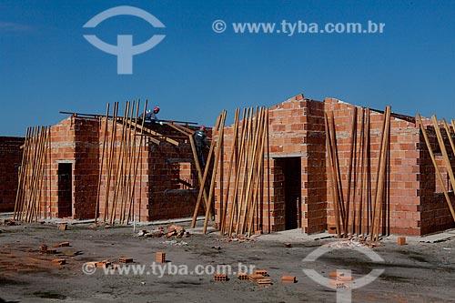 Assunto: Minha Casa Minha Vida - Residencial Tiradentes  / Local:   Marabá - Pará  - Brasil  / Data: 10/2010