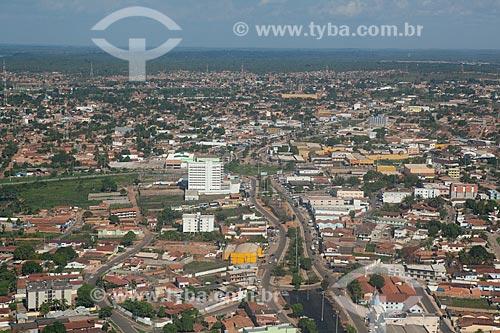 Assunto: Vista aérea de Marabá  / Local:  Pará  - Brasil  / Data: 10/2010