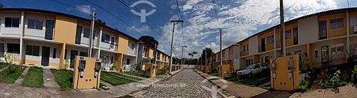 Assunto: Condominio Cháracas Arcampo  / Local:  Santo Cruz da Serra - Duque de Caxias - Rio de Janeiro  / Data: 11/2010