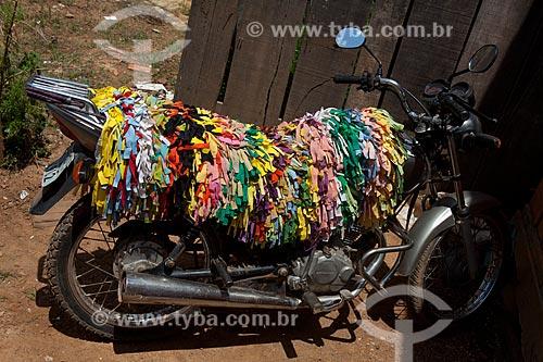 Assunto: Moto em área carente  / Local:  Parauapebas - Pará  - Brasil  / Data: 31/10/2010