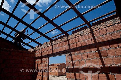 Assunto: Minha Casa Minha Vida - Residencial Vale do Tocantins  / Local:   Marabá - Pará  - Brasil  / Data: 27/10/2010