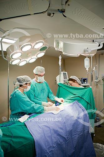 Assunto: Centro cirúrgico do Hospital Cardoso Fontes  / Local:  Jacarepaguá - Rio de Janeiro  / Data: 09/2010