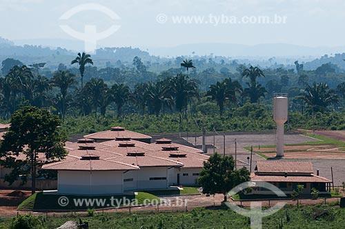 Assunto: Estação Conhecimento da Área de Proteção Ambiental (APA) do Igarapé do Gelado  / Local:  próximo à cidade de Parauapebas - Pará - Brasil  / Data: 30/10/2010