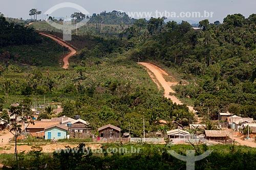 Assunto:  Vila Sansão  / Local:    próximo a Parauapebas - Pará - PA - Brasil  / Data: 10/2010