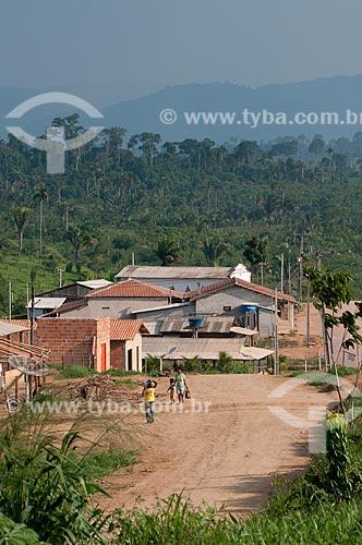 Assunto:  Vila Paulo Fontele   / Local:  próximo a Parauapebas - Pará - Pa - Brasil  / Data: 30/10/2010
