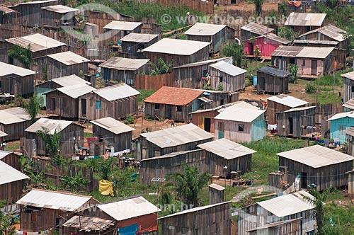 Assunto: Invasão no Morro do Chapéu, área sob estudo da Vale e prefeitura para reassentamento  / Local:  Parauapebas - Pará  - Brasil  / Data: 10/2010