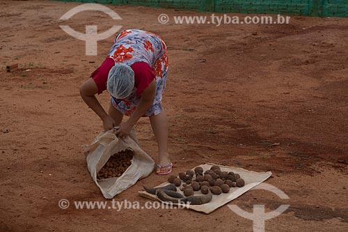 Assunto: Estação Conhecimento - Cooperativa Biojóias  / Local:  Tucumã - Pará  / Data: 03/11/2010